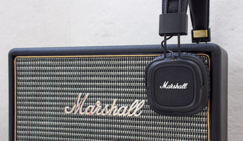 Крутые девайсы от Marshall
