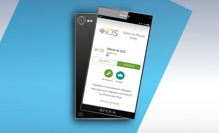 Как перейти с Android на iOS по методу Apple