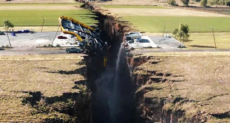 Почему ты должен посмотреть «Разлом Сан-Андреас»