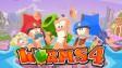Worms 4. Новые приключения червяков в App Store