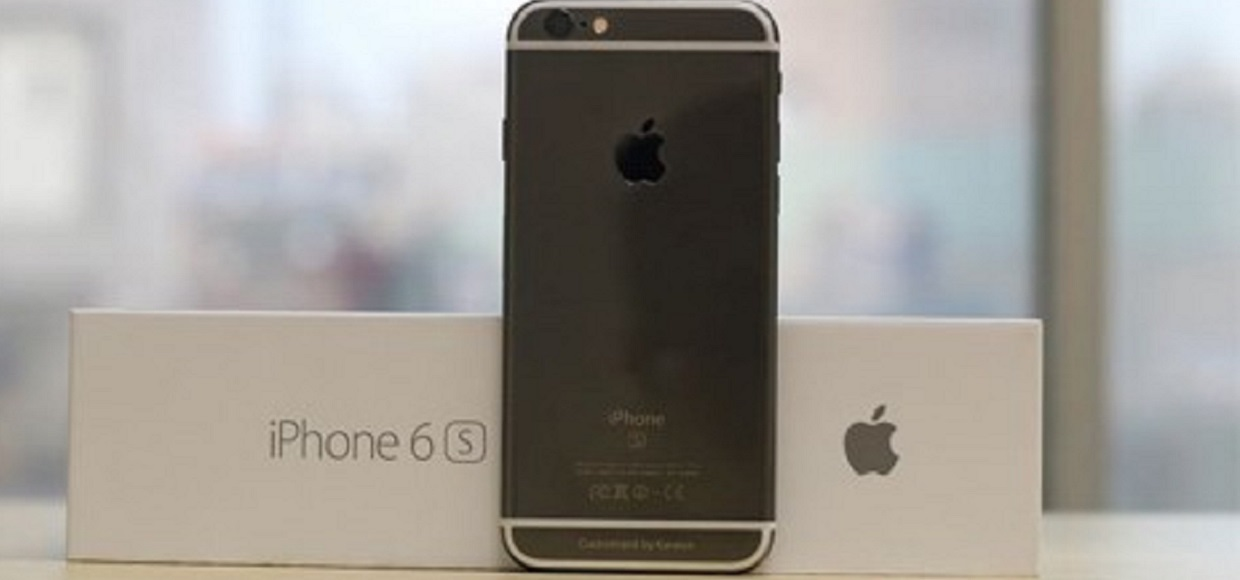 iPhone 6s Black Gold за 2300 долларов