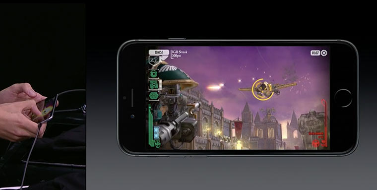 iPhone6SGaming