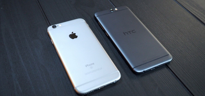 Анонс «айфоноподобного» One A9 обвалил стоимость акций HTC