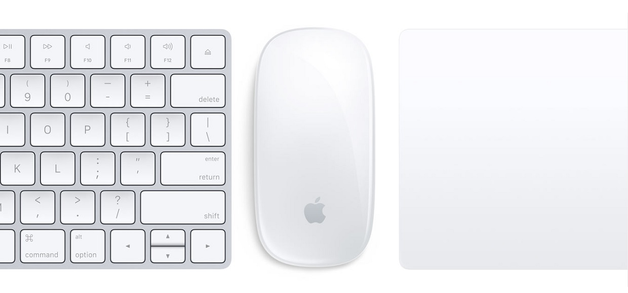 Apple обновила iMac, Magic Mouse, Magic Keyboard и Magic Trackpad