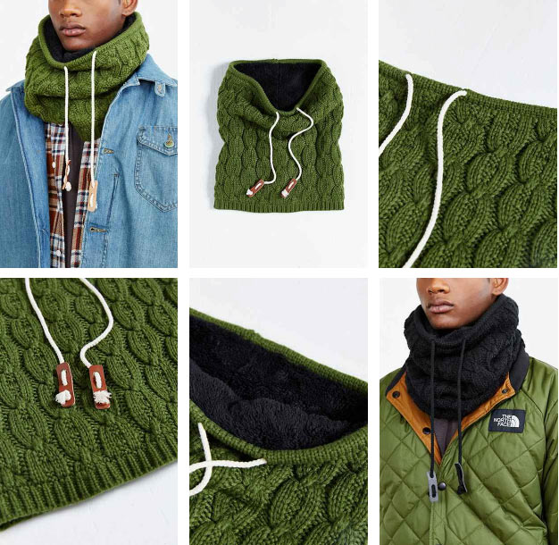 Cable-Knit-Sherpa-Neck-Warmer-Scarf