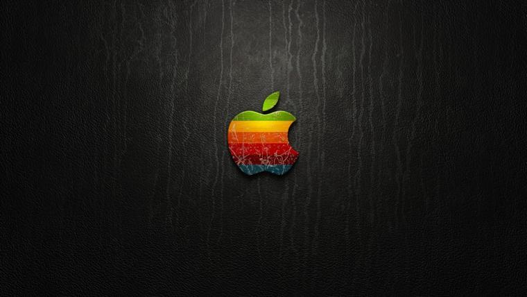 apple_black_background