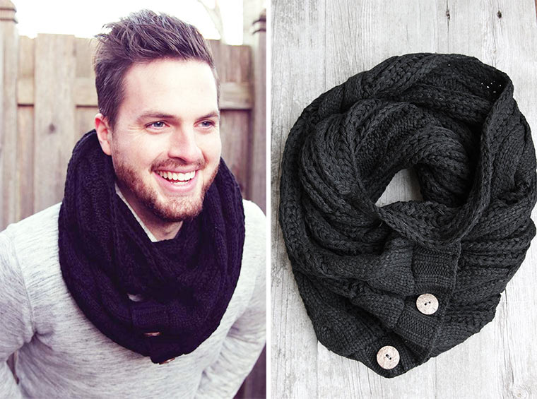 a14e10361eee 10 стильных шарфов для мужчины
