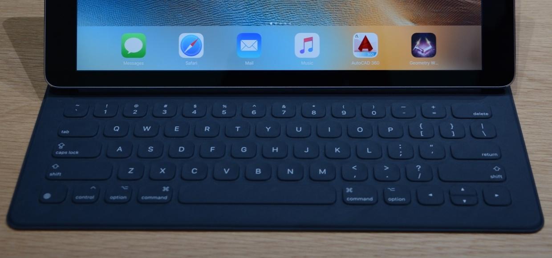 В Smart Keyboard для iPad Pro не будет русской раскладки
