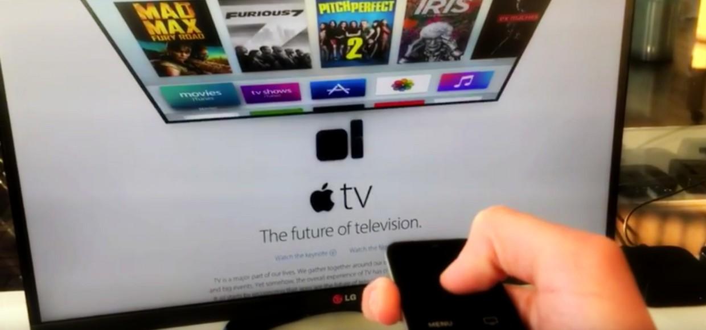 Хакеры нашли скрытый браузер в tvOS на Apple TV 4