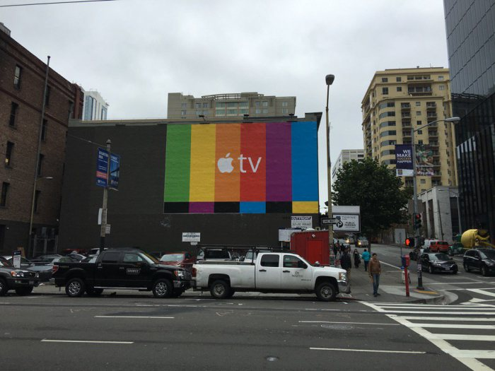 Apple TV Billboard 1