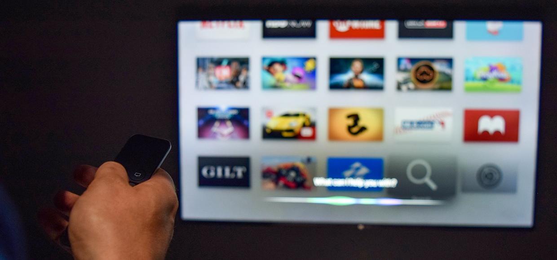 В App Store для Apple TV появилось несколько новых категорий