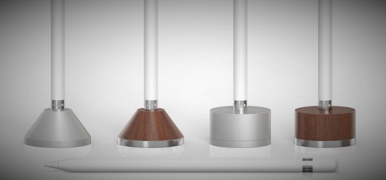 Представлена первая док-станция для Apple Pencil