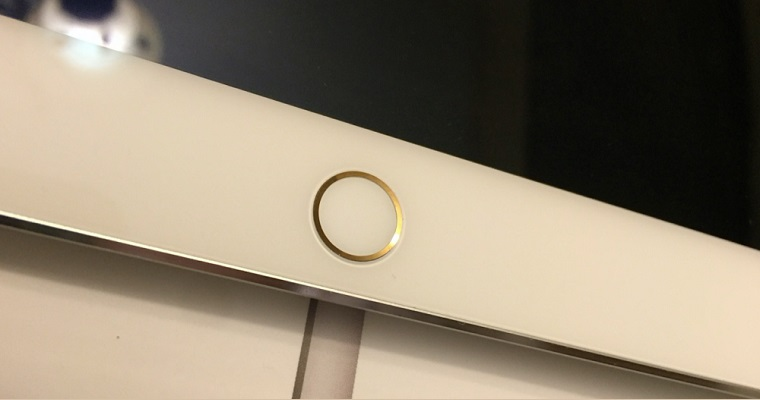 iPad Pro Silver Gold