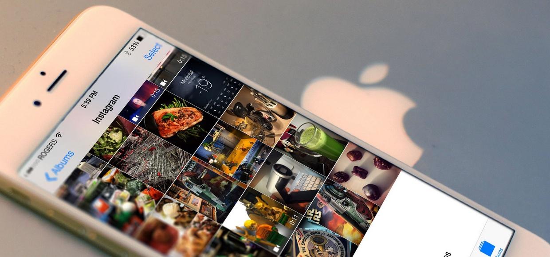 В Instagram появится интерактивная реклама с поддержкой 3D Touch