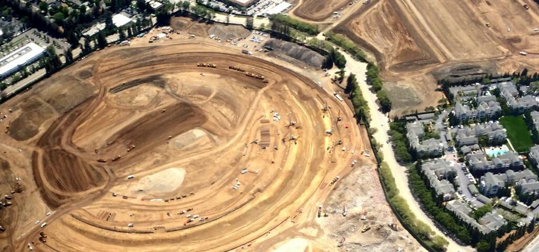 Apple купила пустырь в Сан-Хосе для строительства нового кампуса