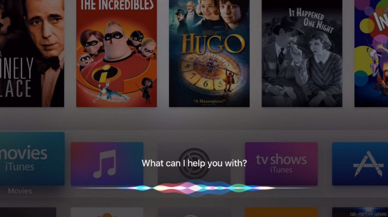 Siri получила поддержку Apple Music на Apple TV