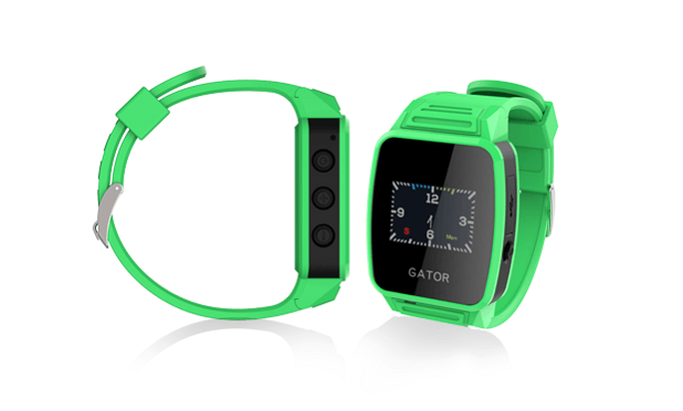 1_Caref_Watch_green