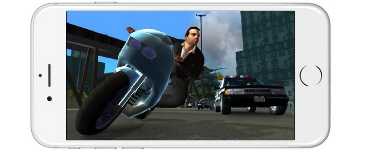 GTA iPhone 6