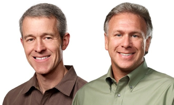 Phil Schiller & Jeff Williams