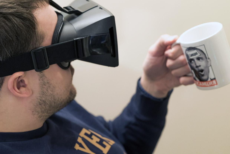 Виртуальная реальность недорого. Fibrum отдыхает