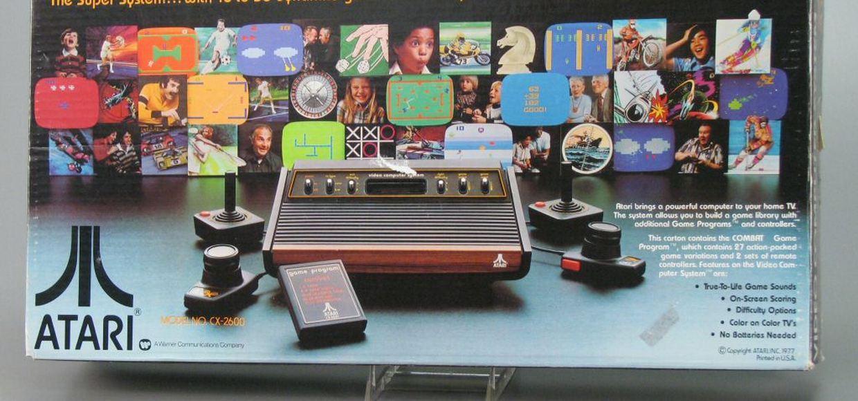 Atari выпустит 100 классических видеоигр для ПК
