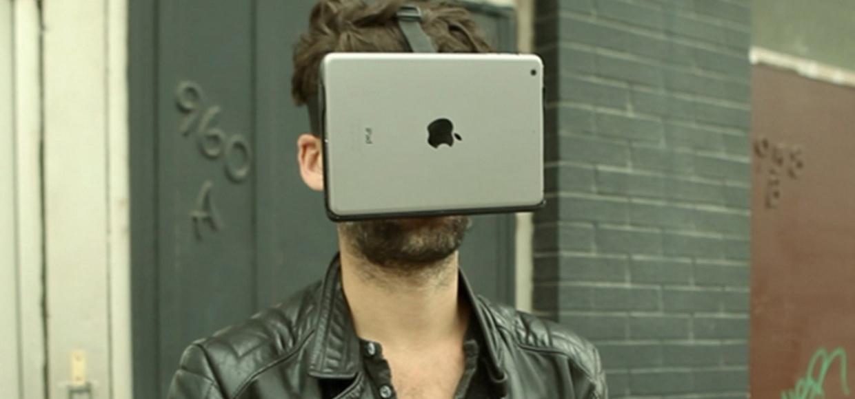К Apple присоединился эксперт по виртуальной реальности