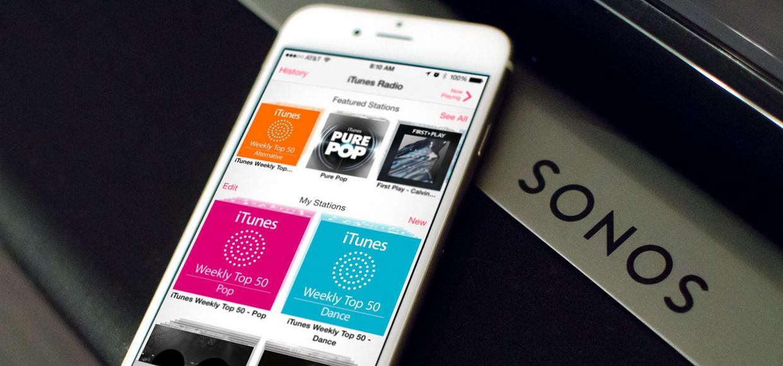 iTunes Radio стало платным