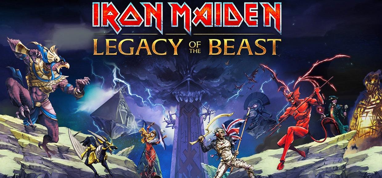 Iron Maiden выпустит RPG для iOS и Android