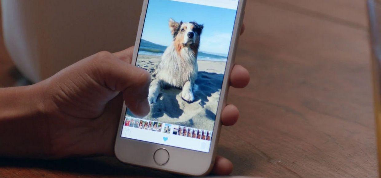 Клон Live Photos появится в Samsung Galaxy S7