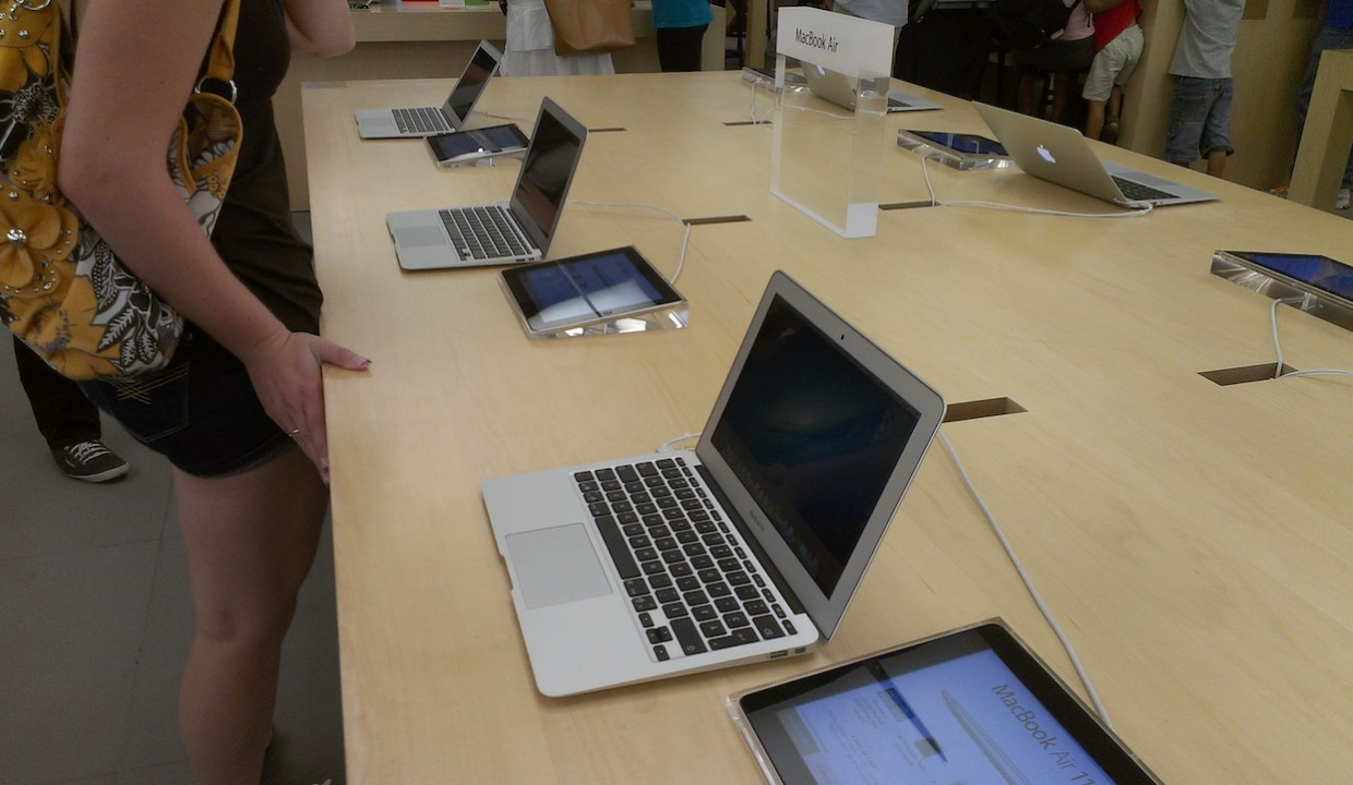MacBook Air за 6 499 рублей