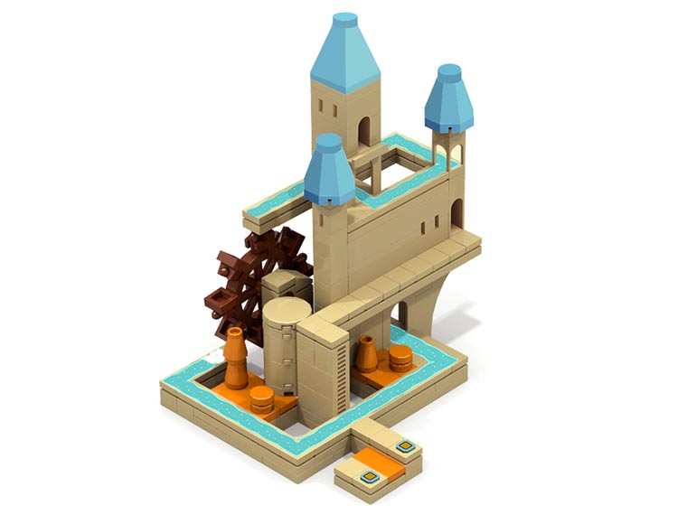 Monument Valley _Lego_2