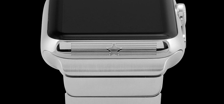 Apple Watch превратили в Командирские часы