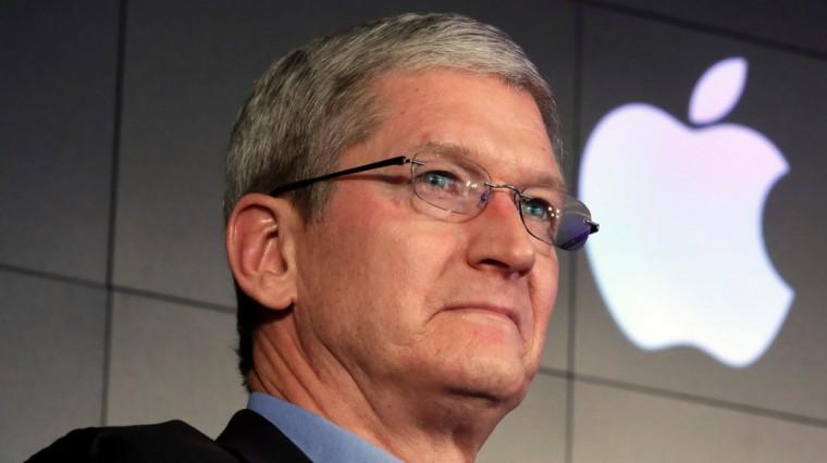 Apple: ФБР сами заблокировали iPhone террориста