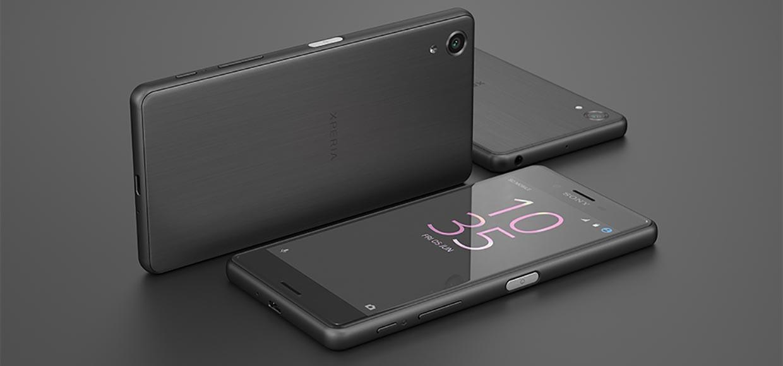 Sony представила новую линейку смартфонов