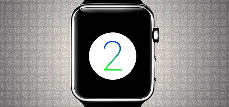 Вышла прошивка watchOS 2.2 beta 3