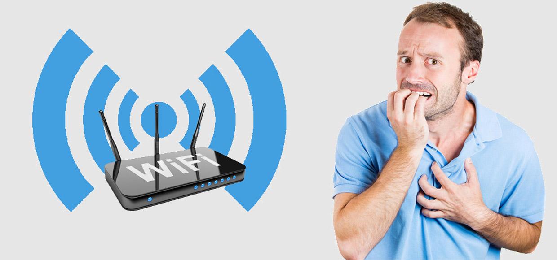 Вред от Wi-Fi: мы все подопытные крысы