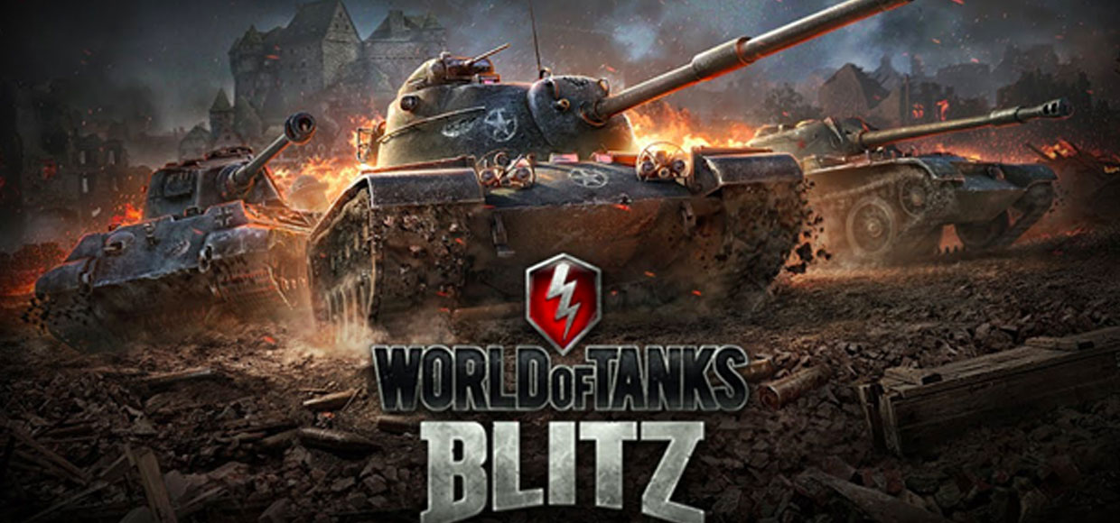 World of Tanks Blitz доступна для Mac