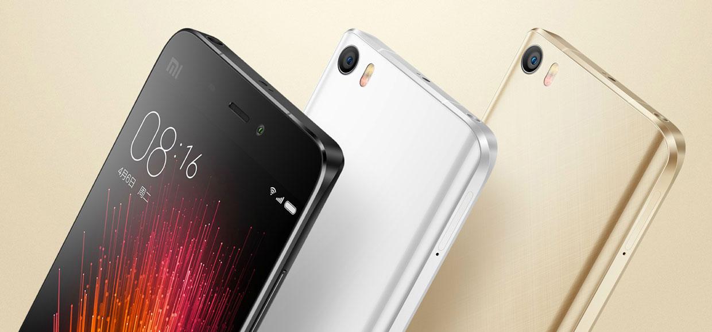 16,8 миллионов предзаказов на смартфон Xiaomi Mi5