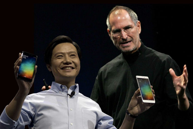 lei-jun-steve-jobs-apple-xiaomi