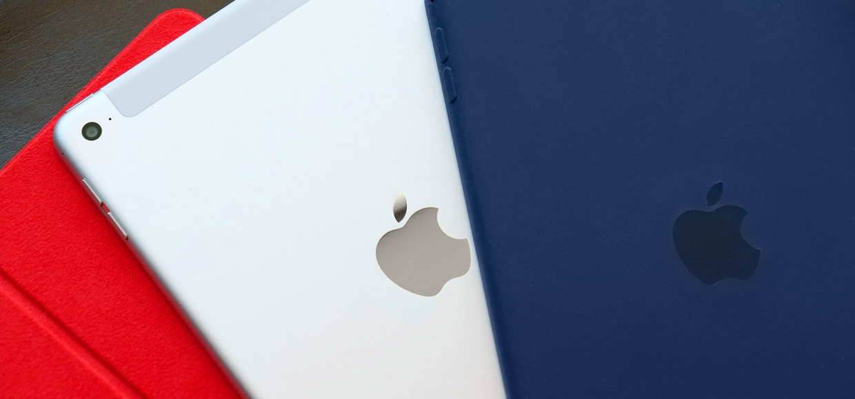 5 причин, почему </br> iPad Mini 4 рулит