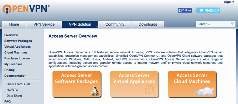 open_vpn_solution