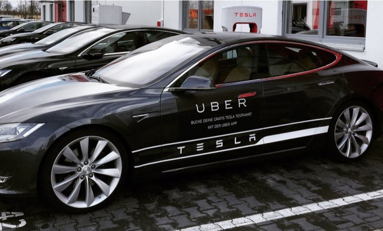 uber-tesla-disruptive-technology