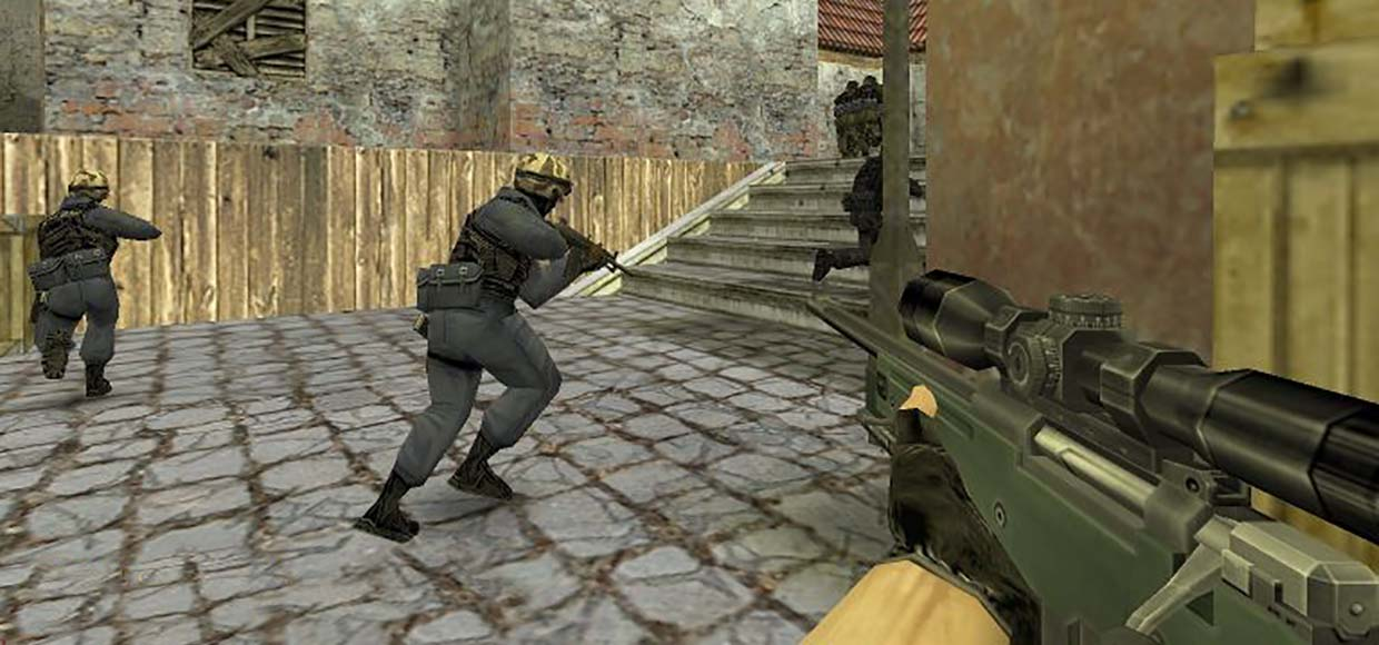 На Android запустили Counter-Strike 1.6