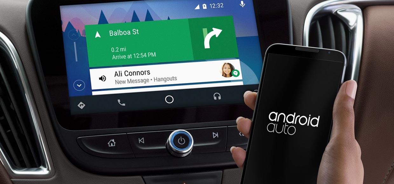 В России заработал Android Auto