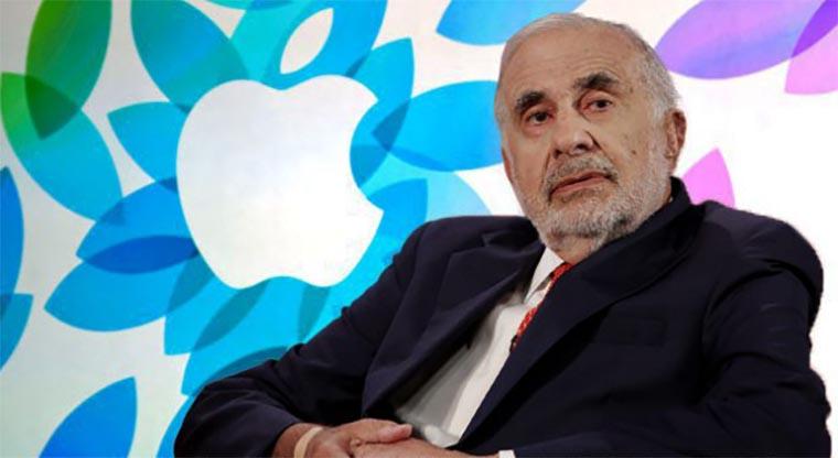 Американский миллиардер обвалил стоимость акций Apple
