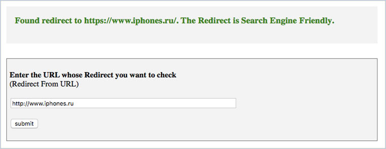 check_redirect