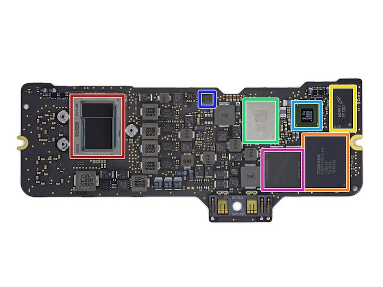 iFixitTeardownMacBook2016_2