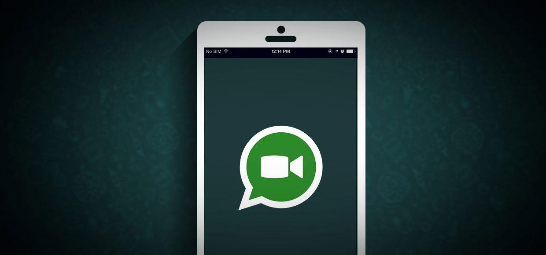 WhatsApp начал тестирование видеозвонков