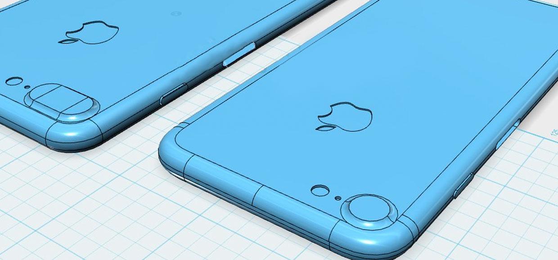 3 ГБ памяти и Smart Connector получит только iPhone 7 Plus