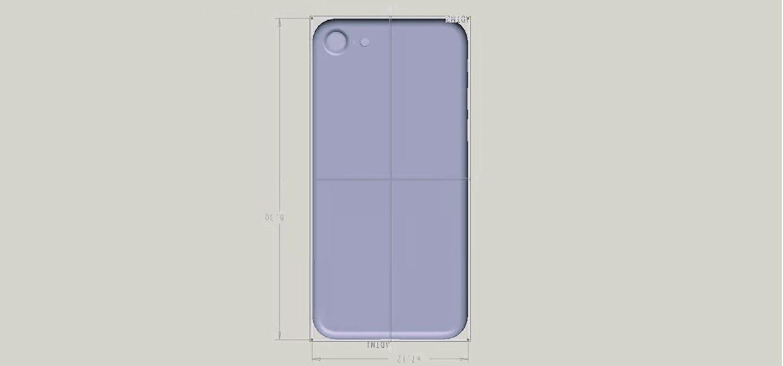 Новые чертежи iPhone 7: такой же как iPhone 6s?